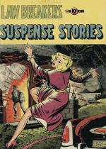 Thumbnail for Lawbreakers Suspense Stories