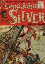 Cover For Long John Silver