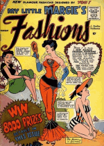 Cover For My Little Margie's Fashions