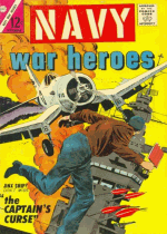 Cover For Navy War Heroes