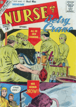 Cover For Nurse Betsy Crane