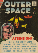 Cover For Outer Space