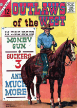 Thumbnail for Outlaws of the West