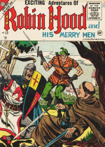 Cover For Robin Hood and His Merry Men