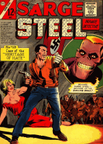 Cover For Sarge Steel