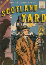 Cover For Scotland Yard