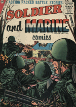 Thumbnail for Soldier and Marine Comics