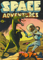 Cover For Space Adventures