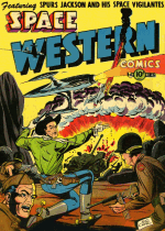Thumbnail for Space Western