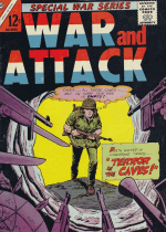 Cover For Special War Series