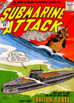 Cover For Submarine Attack