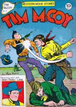 Cover For Tim McCoy