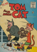 Cover For Tom Cat