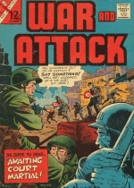 Cover For War and Attack