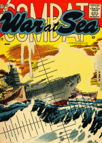 Cover For War at Sea