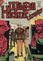 Cover For Wild Bill Hickok and Jingles