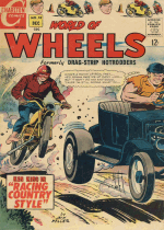 Cover For World of Wheels