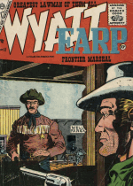 Cover For Wyatt Earp Frontier Marshal