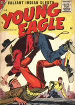 Cover For Young Eagle