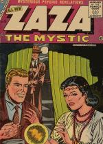 Cover For Zaza