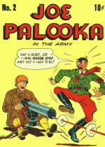 Cover For Joe Palooka