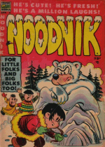 Cover For Noodnik