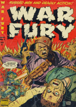 Cover For War Fury