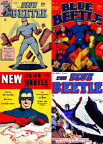 Thumbnail for Blue Beetle Archives