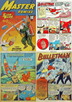 Thumbnail for Bulletman Archives