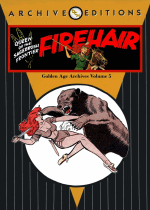 Cover For Firehair Archives