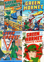 Thumbnail for The Green Hornet Archives