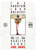 Thumbnail for Phantom Lady Archives