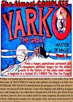 Cover For Yarko the Great Archives