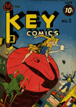 Thumbnail for Key Comics