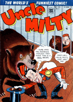Cover For Uncle Milty