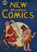Thumbnail for New Adventure Comics