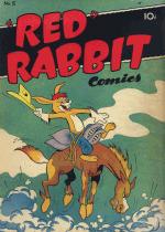 Thumbnail for Red Rabbit Comics