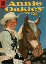 Cover For Annie Oakley and Tagg