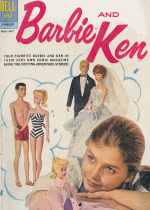 Cover For Barbie and Ken