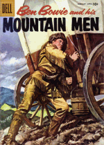 Cover For Ben Bowie and His Mountain Men