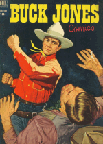 Cover For Buck Jones