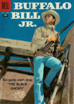 Cover For Buffalo Bill Jr.