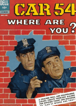 Cover For Car 54, Where Are You?