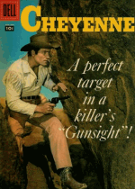 Cover For Cheyenne
