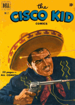 Cover For Cisco Kid