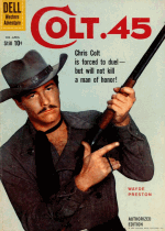 Cover For Colt .45