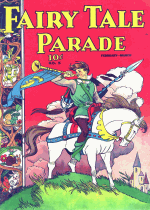 Cover For Fairy Tale Parade