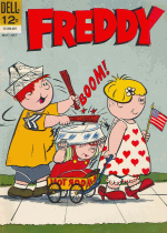 Cover For Freddy