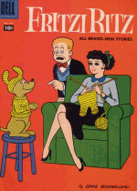 Cover For Fritzi Ritz