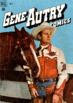 Cover For Gene Autry